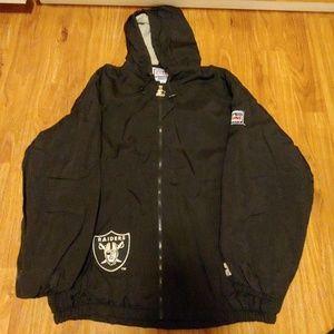 Other - Oakland Raiders NFL Proline lightweight jacket
